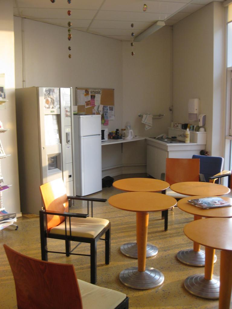 Entreprises industries for Mobilier salle de pause